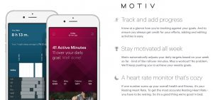 how does the motiv ring work
