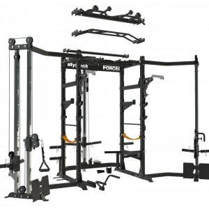 custom power rack