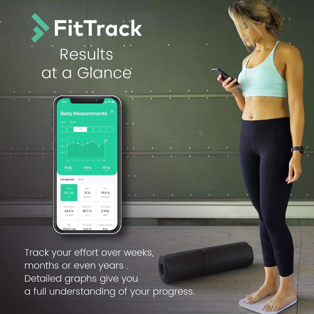 FitTrack Pro BMI Scale